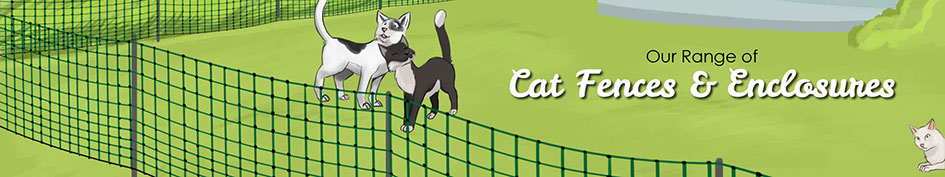 Cat Fence & Enclosures