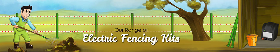 Wild Animal Fence Kits
