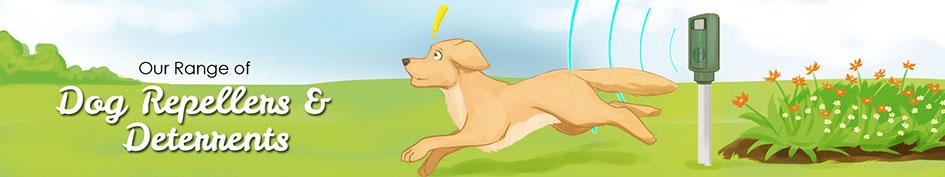 Dog Repellers  & Deterrents