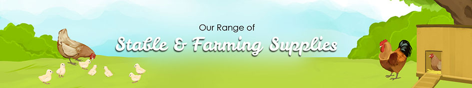 Barn & Animal Farming Equipment