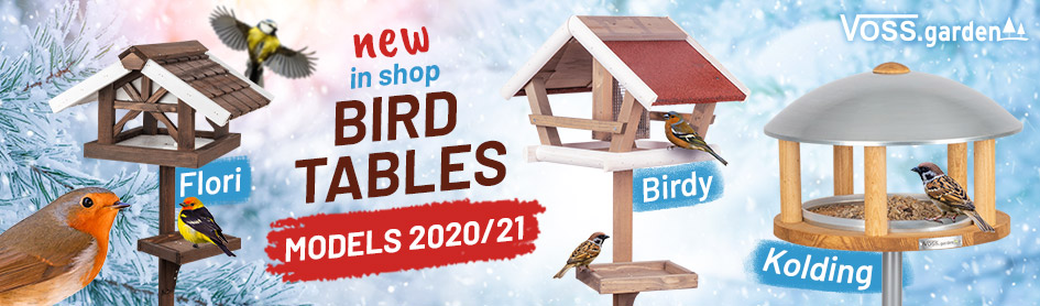 Bird table - new in shop this winter