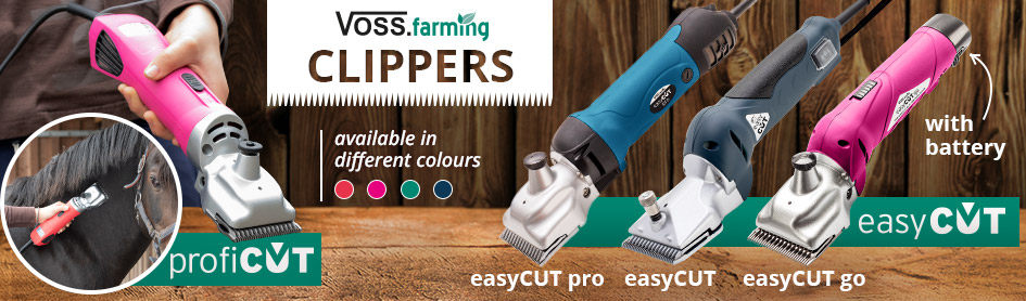 Clippers and shearing machines - massiv sale