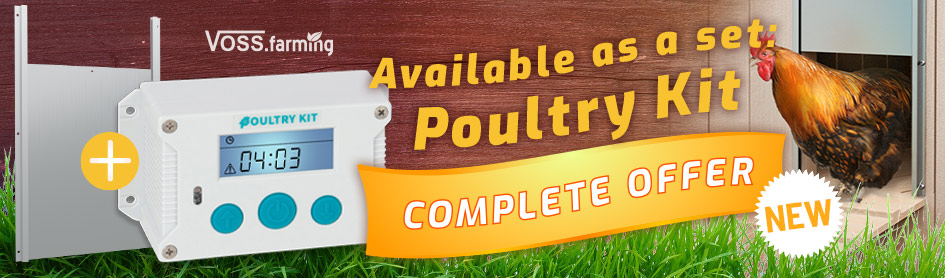 Complete Offer - Poultry Kit