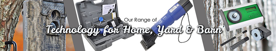 Technology for Home, Yard & Barn