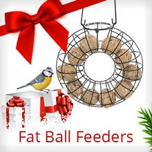 Fat Ball Feeders