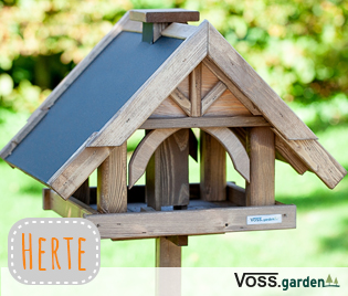 Bird table Herte